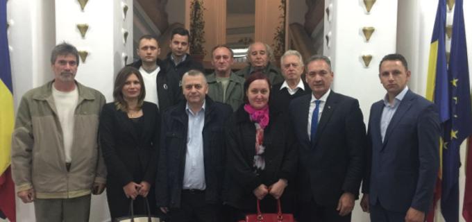 Partidul România Unită Cluj și-a depus listele pentru alegerile parlamentare