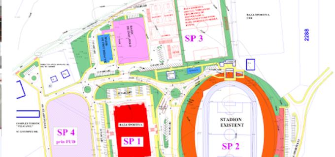 Primarul Matei Cristian a inițiat un nou proiect inedit. Complexul Sportiv de la Turda va avea sala cu 2500 de locuri și bazin de polo