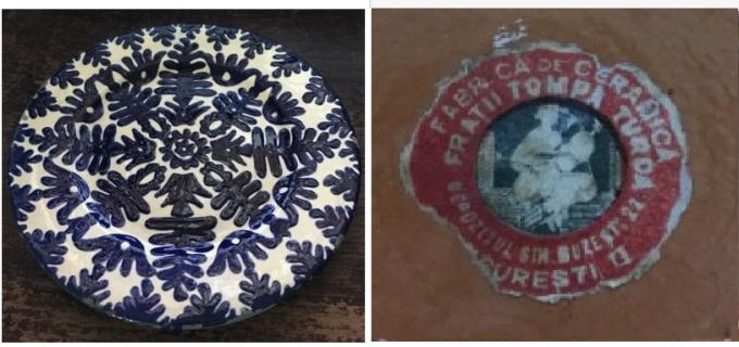 Istoria ceramicii turdene vinde bine. Prețuri enorme pentru piese realizate în anii 30!