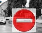 Marți, 25 octombrie, circulația autovehiculelor în zona centrală va fi INCHISĂ