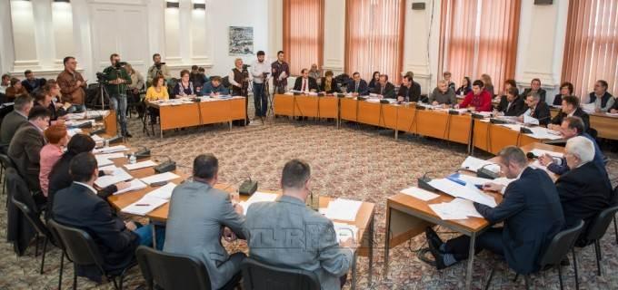 Ședință de îndată a Consiliului Local Turda, luni, 9 ianuarie 2017