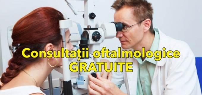 """Consultații oftalmologice gratuite la sediul PNL Turda din centrul vechi al orașului. """"Din grijă pentru ochii tăi!"""""""