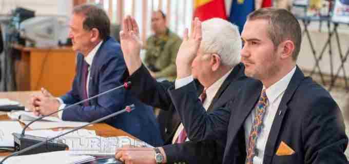 22 de proiecte de hotărâre introduse suplimentar pe ordinea de zi ședinței ordinare a Consiliului Local Turda