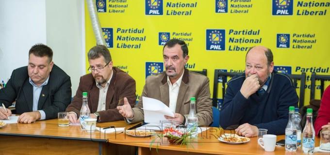 VIDEO: Ștefănie se retrage din funcția de Președinte PNL Turda și candidează pentru funcția de Deputat!