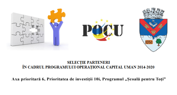 Anunt rezultat final si raport procedura selectie parteneri POCU 5.1