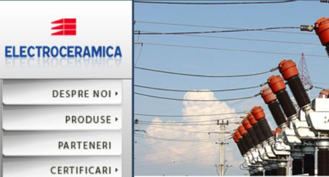 SC Electroceramica SA isi va diversifica activitatea. Cifra de afaceri estimată pentru 2016 este de  3.750.000 euro