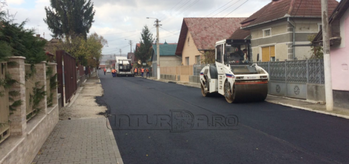 A fost semnat acordul cadru pe 4 ani pentru lucrări de reabilitare și modernizare străzi în Turda