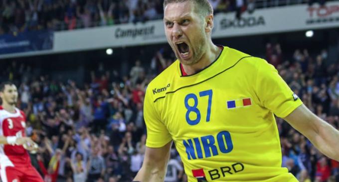 Pavel Razvan, Lazar Radu si Georgica Cintec în lotul României pentru meciul cu Serbia