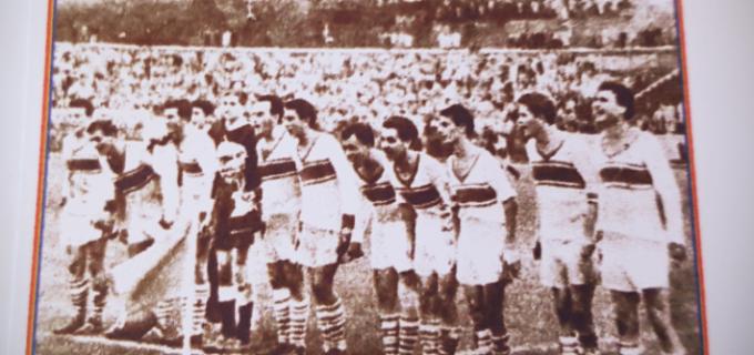 Primăria Turda organizează o ceremonie pentru a marca 55 de ani de când echipa turdeana a câștigat Cupa României