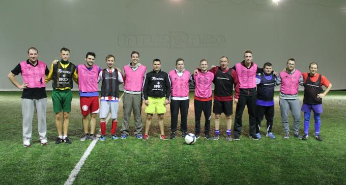 VIDEO: Salina Turda și Drone Champions AG s-au duelat într-un meci amical :)