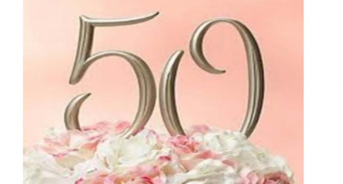 Festivitate specială pentru cuplurile care împlinesc 50 ani de căsătorie