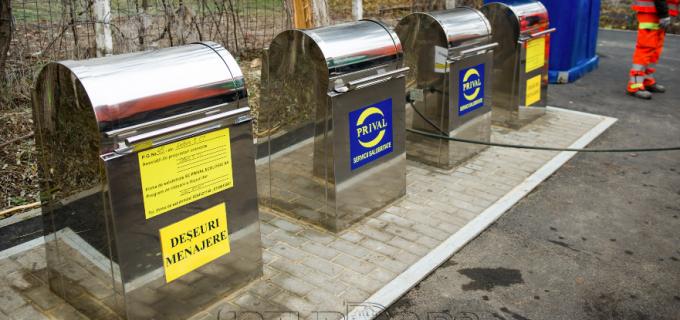 ANUNT – Taxă specială de salubrizare pentru ce care nu au contract. Proiectul va intra în vigoare la 1 ianuarie 2018