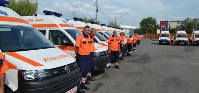 Comunicat de presă: Partidul România Unită Cluj, colaborare cu Serviciul de Ambulanță al județului Cluj