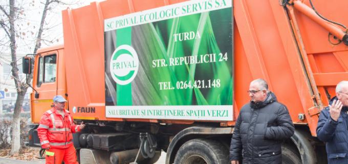 Comunicat PRIVAL: Depozitul de deșeuri va fi închis în zilele de 31 decembrie, 1 și 2 ianuarie 2017