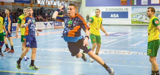 Potaissa Turda este singura echipă care va reprezenta România în primăvara europeană din handbalul masculin
