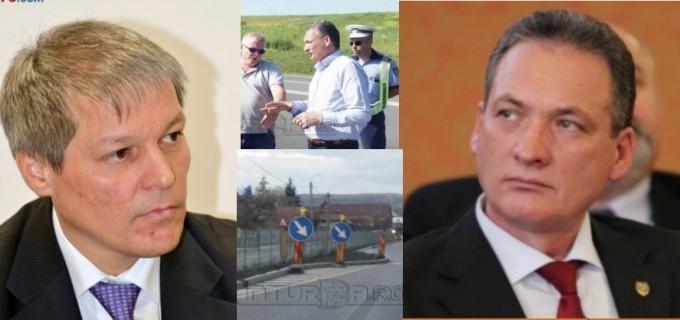 Alexandru Cordoș a adresat o interpelare către Dacian Cioloș pe subiectul modernizării defectuoase a drumului european E60