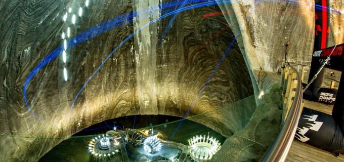 """Povestea transformării unei banale saline într-o """"bază intergalactică"""""""