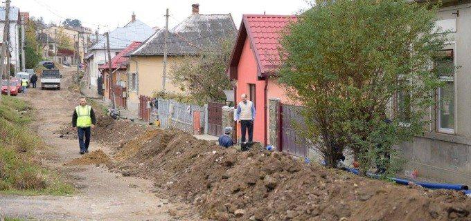 Cristian Matei: Strada Gheorghe Șincai va fi reabilitată și asfaltată integral anul acesta