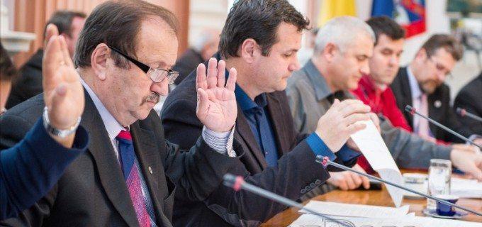 Joi, 21 decembrie 2017: Ședință ordinară a Consiliului Local Turda