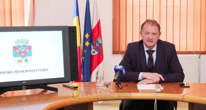 Primarul Cristian Matei se ține de cuvânt: peste 31 milioane lei vin în Turda prin PNDL 2!