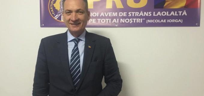 """Alexandru Cordoș: """"Slavă ție, mamă Românie!"""""""
