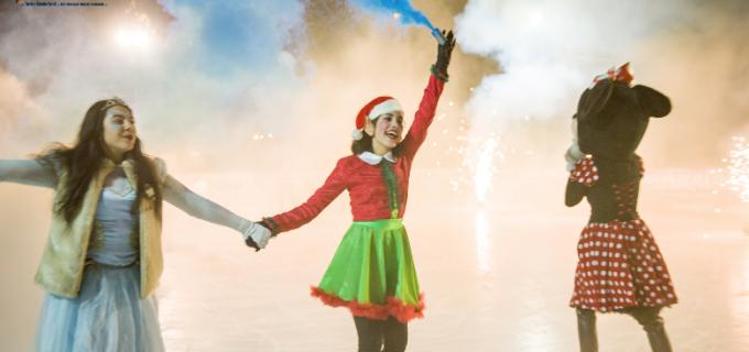VIDEO/Foto: Deschiderea oficială a Târgului de Crăciun de la Turda
