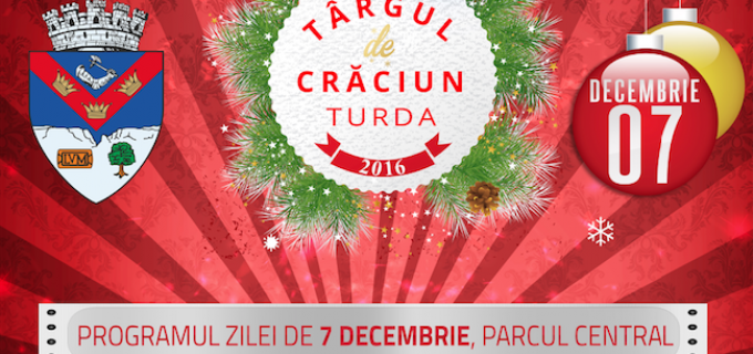 Târgul de Crăciun Turda 2016 – Program 7 decembrie