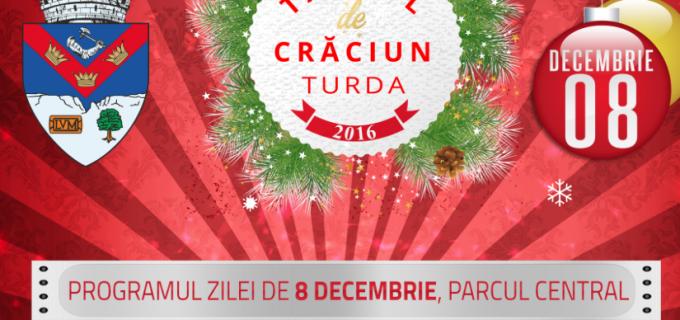 Târgul de Crăciun Turda 2016 – Program 8 decembrie
