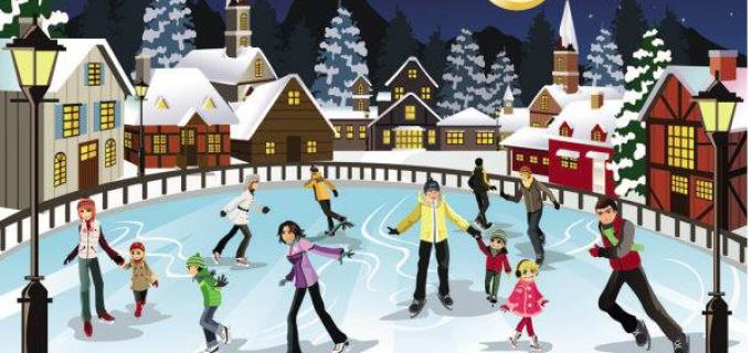 Primăria şi Consiliul Local Câmpia Turzii invită toţi locuitorii municipiului la deschiderea oficială a patinoarului în aer liber