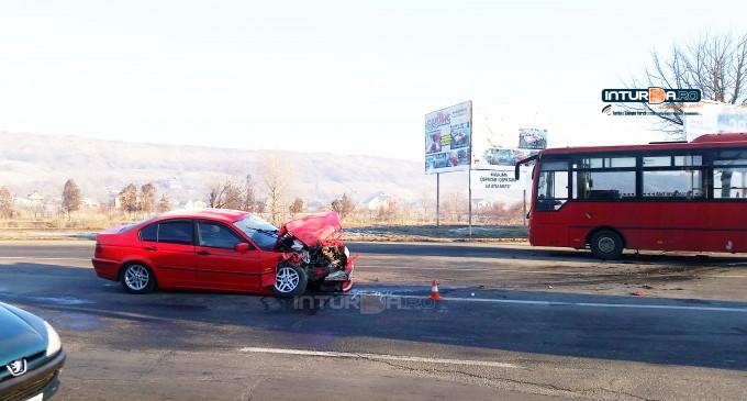 Dan Mostecky, director STP Turda, despre accidentul rutier în care a fost implicat un autobuz STP