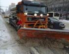 La nivelul judeţului Cluj circulaţia se desfăşoară normal. Se acționează pe 57 de drumuri județene, cu 37 de utilaje