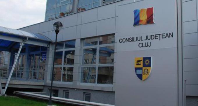 Premiul I pentru proiectele europene din regiunea de Nord-Vest, atribuit Consiliului Judeţean Cluj