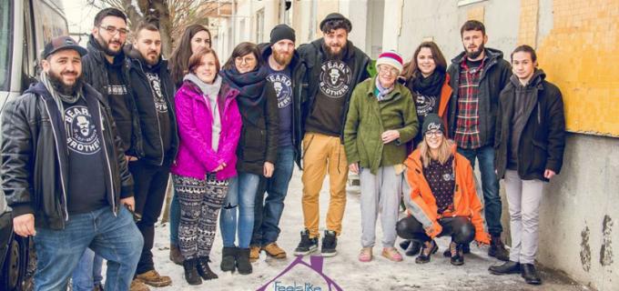 Beard Brothers, acțiune din inimă pentru o doamnă din Câmpia Turzii! Campania se ridică în jurul sumei de 8000 euro