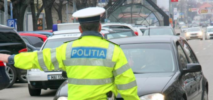Acțiuni de amploare ale polițiștilor pe raza judetului Cluj