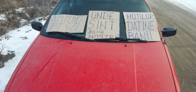 Constructorii au oprit lucrul pe autostrada Sebeș – Turda, solicitând plata facturilor