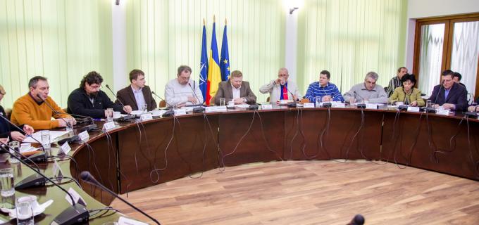 Consiliul Local al municipiului Câmpia Turzii se întrunește astăzi în ședintă de îndată