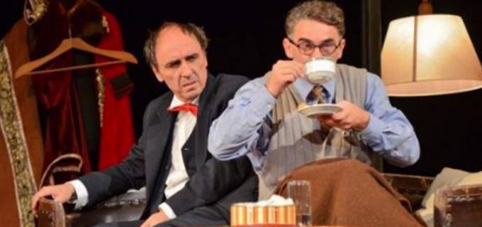 """Radu Botar, din nou pe scena Teatrului din Turda. La Teatrul """"Aureliu Manea"""" se va juca piesa """"Cabinierul"""""""