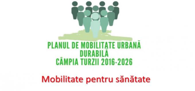 Consiliul Local Câmpia Turzii a aprobat Planul de Mobilitate Urbană Durabilă(PMUD) 2016-2026