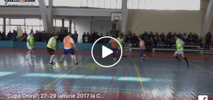 "VIDEO: ""Cupa Unirii"" la Câmpia Turzii – Consiliul Local a învins echipa Primăriei"