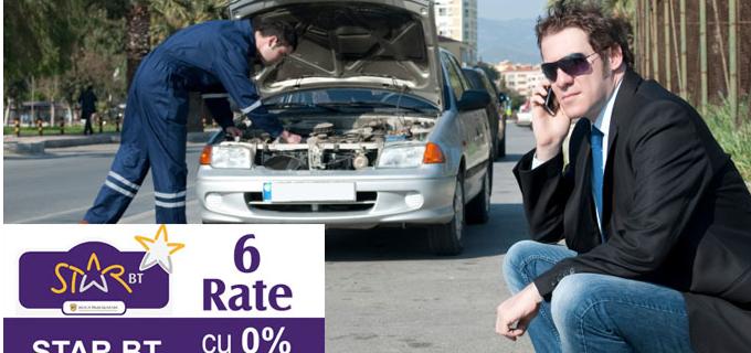 Repara-ti masina in rate FARA Dobanda la EDO Garage!
