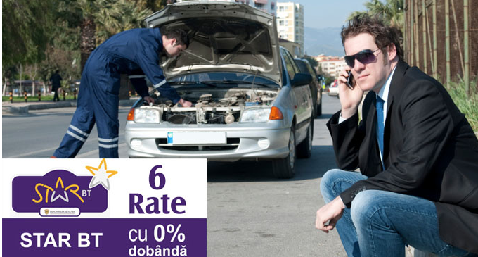 (P) EDO Garage: Repara-ti masina in rate FARA Dobanda la EDO Garage!