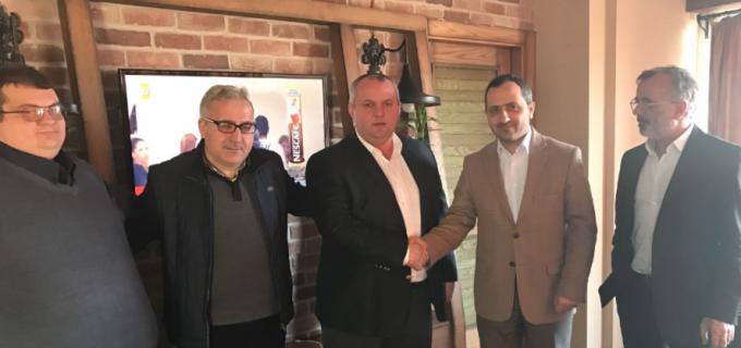 Avram Gal și medicul veterinar, Culcear Ovidiu, s-au întâlnit la Ankara cu Fatih Sertac Buluc. Vezi ce investiții se anunță în zona Turda-Câmpia Turzii: