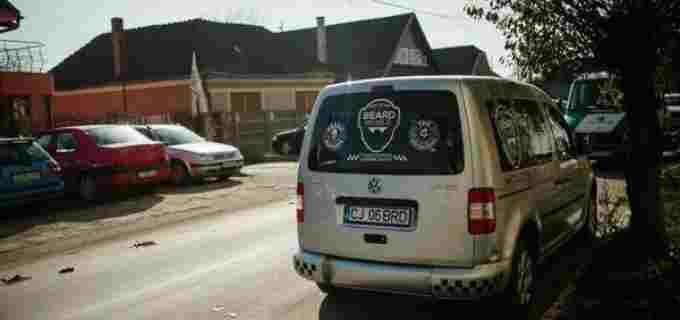 Primul taxi gratuit din România a fost lansat la Cluj de Asociația Beard Brothers!