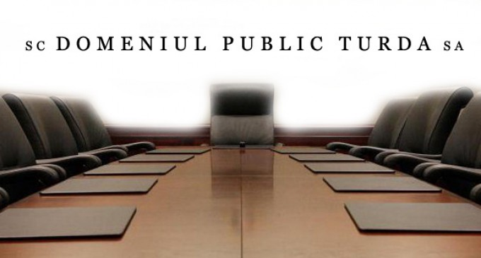 SC Domeniul Public Turda SA angajează Director Tehnic