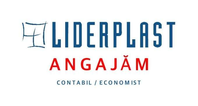 LIDERPLAST angajează CONTABIL/ECONOMIST cu experiență