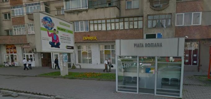 Spațiu comercial situat lângă ANAF Turda, scos la vânzare prin licitație