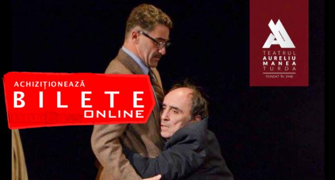 """Acum poți cumpăra online bilete pentru spectacolele de la Teatrul """"Aureliu Manea"""" Turda"""
