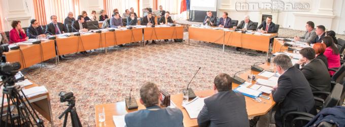 Vezi aici ordinea de zi a ședinței ordinare a Consiliului Local Turda