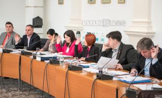 Joi, 22 februarie: Sedinta de Îndata a Consiliului Local Turda
