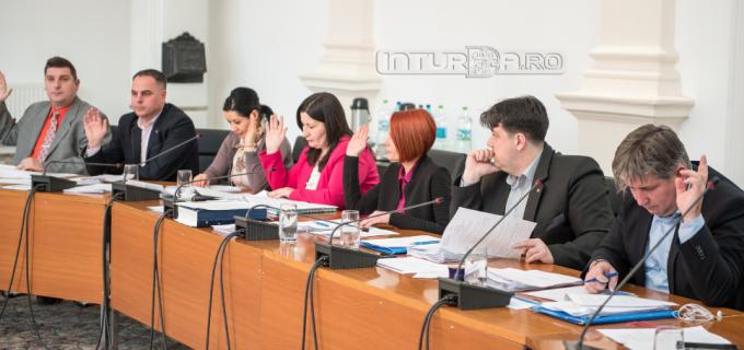 Ședință de îndată a Consiliului Local în data de 18 aprilie 2017